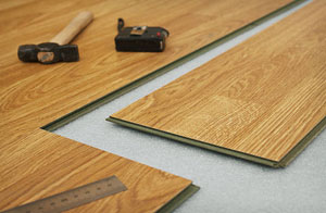 Laminate Floor Laying Greenwich