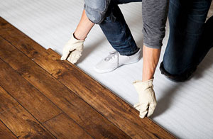 Laminate Floor Layers Caerphilly